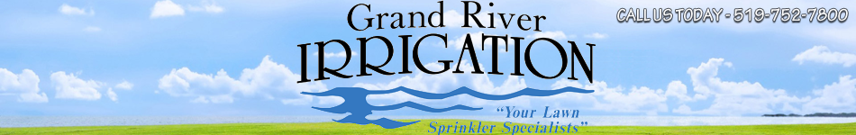 Irrigation Servicing all of Brantford and Surrounding Areas - Logo